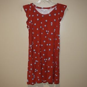 ANN TAYLOR LOFT Women's Size Small T-SHIRT DRESS